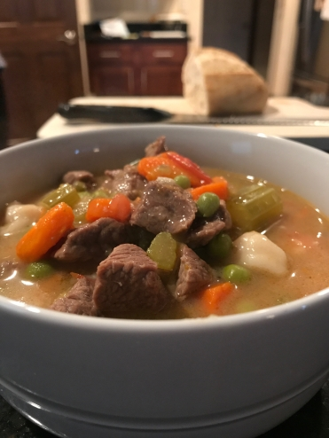 Beef Dumpling Stew