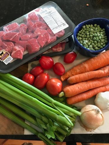 Beef Dumpling Ingredients